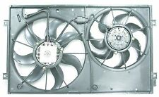 2009 2010 Audi A3 New Radiator/AC Condenser Cooling Fan New #1K0959455DL