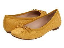 ELIE TAHARI PRESTLEY BALLET FLAT  Womens Shoes  Daisy  Leather  8.5  NIB