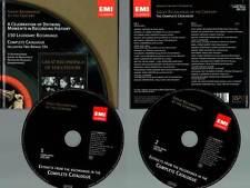 GREAT RECORDINGS OF THE CENTURY (2 CD Digibook) Mozart,Satie,Verdi,Ravel... 2004