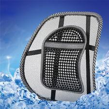Cool Vent Cushion Mesh Back Lumbar Support New Car Office Chair Truck Seat BGT