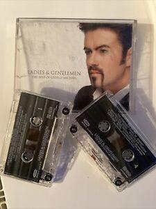 George Michael – Ladies & Gentlemen The Best Of - Double Cassette