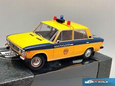 LADA 2106 VAZ 2106 Police USSR TRIPLE9 1:18