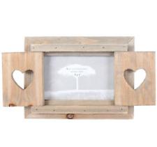 Wooden Farmhouse Multi-Pictures Frames