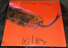 Alice Cooper Killer Sealed Vinyl Record LP Album USA 1971? Green Back Cover