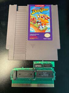 Disney's DuckTales (NES Nintendo 1989) NES *AUTHENTIC* Duck Tales