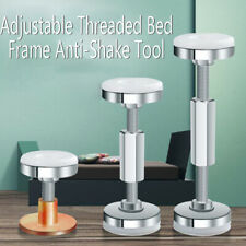 Adjustable Threaded Bed Frame Anti-Shake Tool Telescopic Support for Bedroom