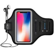 LOVPHONE iPhone X/XS Armband Sport Running Exercise Gym Sportband Case for Key