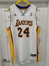Kobe Bryant Adidas NBA Authentic Swingman Men's Los Angeles Lakers Jersey # 24