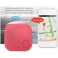 Motorrad Mini GPS Locator-Alarm Bluetooth Tracking Gerät Finder Auto-Fahrra Q3C5