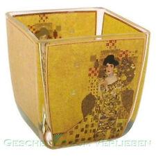 Goebel Teelicht Adele Bloch-Bauer Klimt 7 cm Teelichthalter Artis Orbis