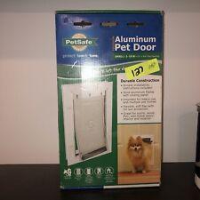 Petsafe Aluminum Pet Door Small 1-15lbs