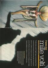 SP37 Clipping-Ritaglio 2000 Arturo Brachetti L'uomo dai mille volti
