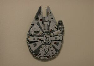 Ultimate Display Solutions wall mount for Lego 75257 Millennium Falcon