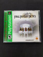 Final Fantasy Tactics (Greatest Hits) [PlayStation]