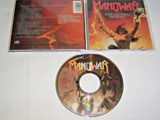 CD - Manowar The Triumph of Steel - Picture Disc # S18