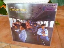 "Box Tops""Best Of-Soul Deep""audiophile 180g SIMPLY VINYL LP-SEALED-MINT"