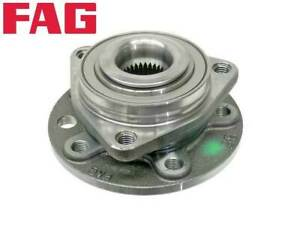 Fits Saab 9-5 Axle Bearing and Hub Assembly 2.3L L4 V6 Front FAG 113501283