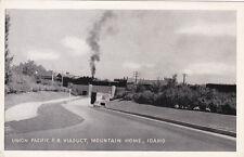MOUNTAIN HOME , Idaho, 1930s ; Union Pacific R.R. Viaduct