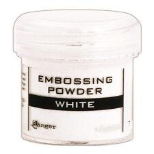 Ranger Embossing Powder - WHITE