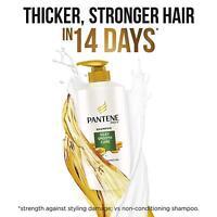 Pantene Balances Moisture For Silky Smooth Hair Care Shampoo,PRO-V 675ml