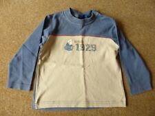 Tintin long sleeved Top - Tintin since 1929 - size Age 3 - 100% cotton