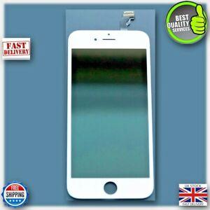 Genuine Apple iPhone 6 LCD Screen replacement refurbished WHITE GRADE B  B138