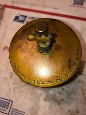 Michigan Lubricator 487 Oiler Hit Miss Stationary Engine 11-17-19