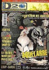 D20  MAGAZINE N°18 VAMPIRE SEIGNEURS DES ANNEAUX