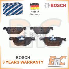# GENUINE BOSCH HEAVY DUTY FRONT DISC BRAKE PAD SET BMW