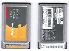 Xircom Laptop Modem Card