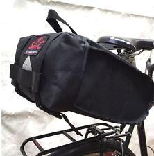 NEW Carradice Super C SQR SLIM - Seatpost Mount Bike Bag - TOUR AUDAX COMMUTE