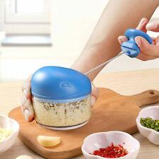 Fruit Vegetable Onion Garlic Cutter Food Speedy Chopper Spiral Slicer Kitchen BG