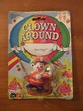 VINTAGE 1981 MEGO CLOWN AROUND HORN CLOWN FIGURE NEW NIB RARE GLOCKENSPIEL ERROR
