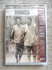 Barbarossa - regia di Akira Kurosawa - DVD