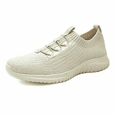 New listing konhill Women's Comfortable Walking Shoes - Tennis Athletic Casual Slip on Sn...