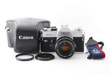 """""""N mint"""" Canon FTb QL SLR Film Camera w/FD 50mm f/1.8 S.C.  from Japan #792431"""