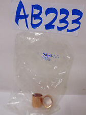 KOHLER NEUVILLE BATH FAUCET REPLACEMENT PART 58641-AA COPPER SLEEVES BEVELED