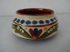 "VintageTorquay Motto Ware Pottery-Longpark -sugar bowl-""Be aisy with tha sugar"""