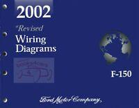 F150 2002 SHOP MANUAL FORD ELECTRICAL WIRING SERVICE REPAIR BOOK
