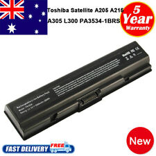 Laptop Battery For Toshiba Satellite A200 A210 A300 A350 A500 L300 L400 L500 Top