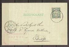 Nederland - Briefkaart ... naar Delft - WA032