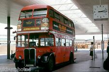 London Transport RT1301 Heathrow 1978 Bus Photo B