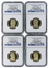 2011 S PRESIDENTIAL DOLLAR $1 SET NGC PF69 Ultra Cameo Early Releases