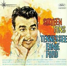 Tennessee Ernie Ford  Sixteen Tons  12 tracks  Capitol Star LIne  CD