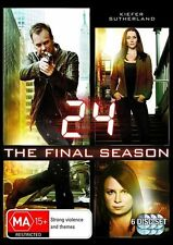 ❤️24 Season 8 FINAL : Like NEW DVD❤️