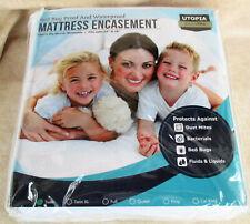 Utopia Bedding Bed Bug Proof And Waterproof Mattress Encasement Twin