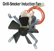 Pellet Grill Fan [XP7850] For Traeger Wood Pellet Smoker Grills KIT0019