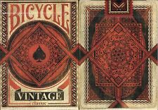 Vintage Classic Bicycle Playing Cards Poker Size Deck USPCC Custom Limited New