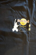 Hard Rock Cafe HONG KONG The Peak  T - Shirt XL