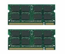 2GB PC2700 LAPTOP MEMORY DDR 333 RAM 1GB x 2 IBM THINKPAD T40 T40P T41 T41P T42